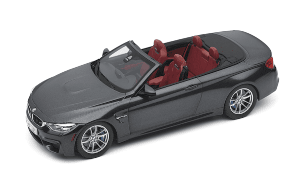 BMW M4 кабрио мини модел